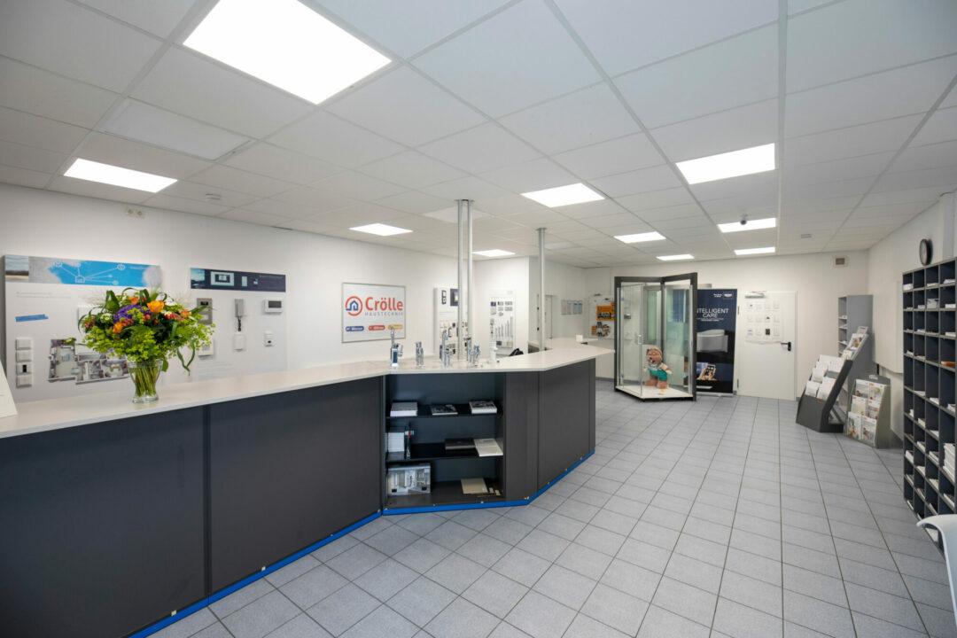 Foto unser Service von der Crölle Haustechnik GmbH in Recklinghausen